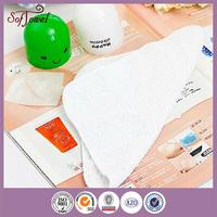 Plastic compress washcloth with factory price