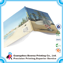 Professional High Quality Brand New Picture Frame Book For Children