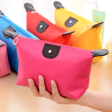 Chinese professional cosmetic bag factory produce cosmetic makeup pouch bag
