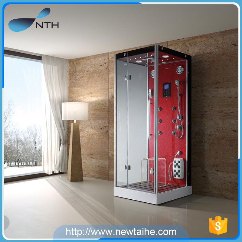 NTH hot sale portable outdoor cheap prices full-body spa beauty equipment bath shower steam room