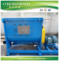 Plastic film squeezing dryer machine