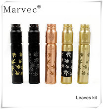 2017 Dongguan Marvec leaf Kit vape mechanical mods electronic cigarette from chinese supplier