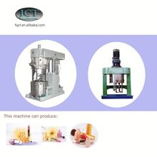 JCT dermo cosmetic making planetary mixer