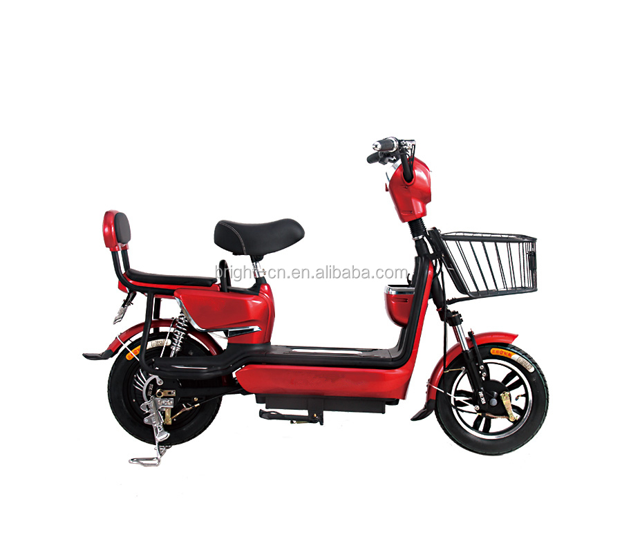 60V brushless rechargeable electric moped electric motorbike/ motorcycle scooter made in china