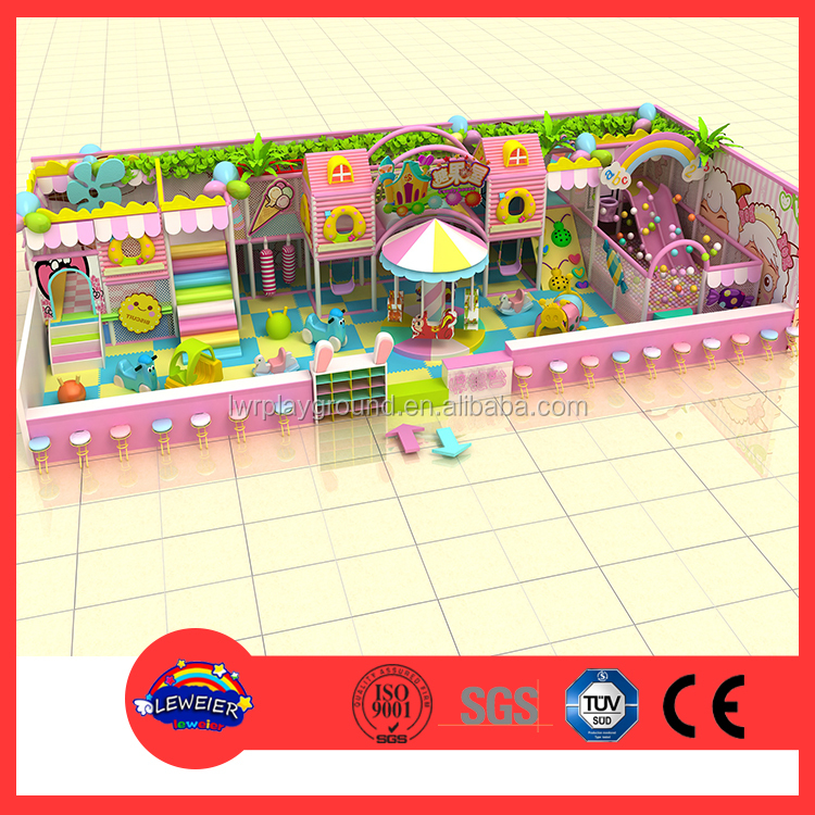 Funny Indoor Playground Amusement Equipment For Sale