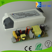 EMC standard 3 warranty years constant current or voltage 50w led driver