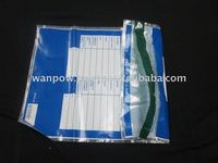 LDPE Courier Security Bag With Zip