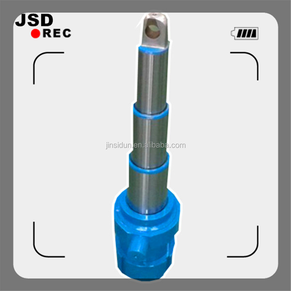 CUSTOMED Three stage telescopic hydraulic cylinders