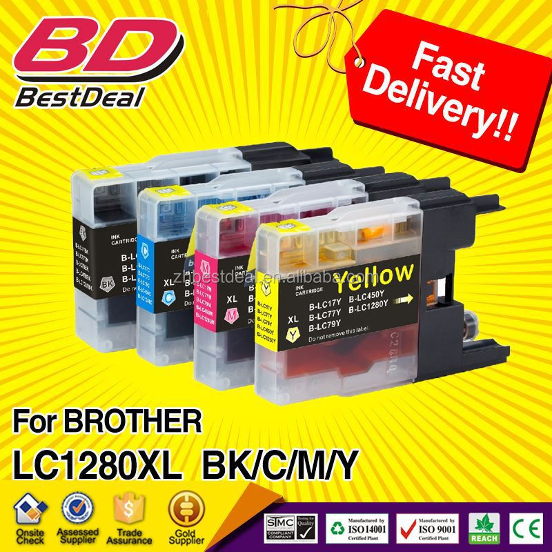 cartridge LC1280XL for brother printers