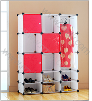 Unisex Plastic Simple design wardrobe and book cabinet used metal cabinets sale
