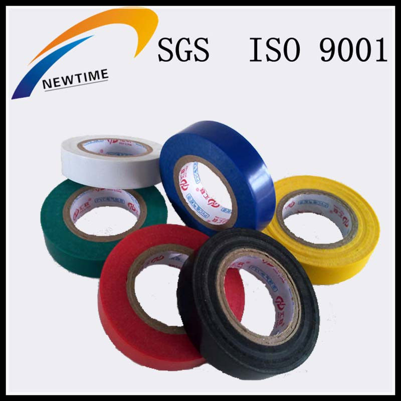 customized various size Colors electrical insulation PVC tape alibaba best seller