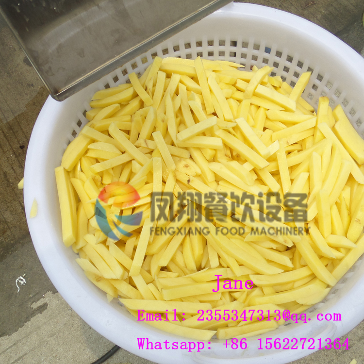 ~Manufacturer~Potato Chips Making Machine, French Fries Production Line