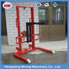 Good Manufacturer 2 Ton Hydraulic Manual Drum Lifter/Hydraulic Manual Straddle Stacker