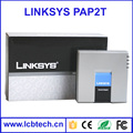 With Two FXS Port High quality and Brand new Unlocked voip adapter , Linksys pap2t