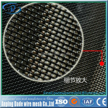 China high-end custom stainless steelwire mesh stainless steel woven wire cloth