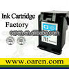 Black Cartridge for hp ink cartridge 702 CC660A inkjet Cartridge Ink Chip Reset By Machine