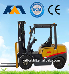 Promotional price 3ton LPG Nissan K21 forklift truck for sale