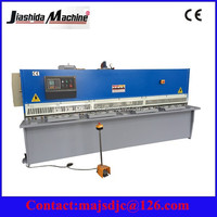 QC12K 30*2500MM CNC type iron sheet cutting machine, sheet metal shearing machine