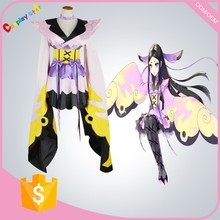 X and Y Valerie from Pokemon go women's game costumes for free shipping