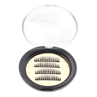 Wholesale Reusable Magnetic Eyelashes With Private