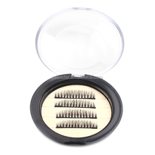 Wholesale reusable magnetic eyelashes with private label