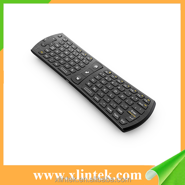 2.4GHz Wireless Remote Control Wireless Keyboard Mouse Combo
