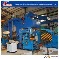 Steel Reversible 4-high Cold Rolling Mill Price