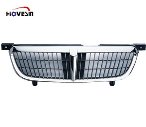 China Auto Parts Manufacturer Supply Auto Accessories Molding Car Front Grills