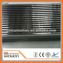 Stainless Steel SHOWER WETROOM DRAIN Linear Drainage System 60-90cm complete