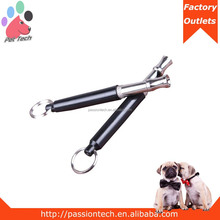 Passiontech DS-002 Silent Dog Whistle To Stop Barking Dog Training Equipment