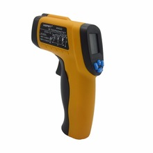 GM550 -50~550C Infrared Thermometer laser Temperature Gun Pyrometer Aquarium Emissivity Adjustable