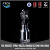 CYCO stainless steel high pressure rotating nozzles, air water cleaning nozzle
