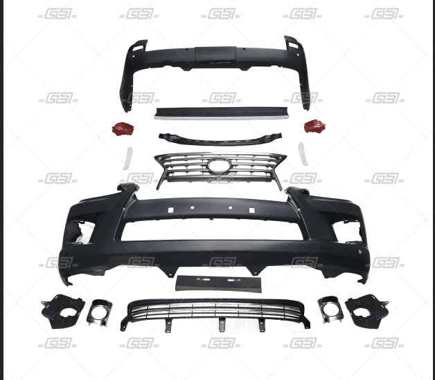 FACTORY PRICE 2010 LEXUS 570 BODY KIT FOR TOYOTA