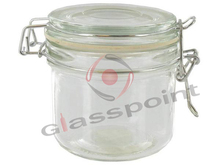 8oz air-tight plastic seal food container