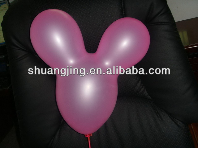 ballon promotional mouse