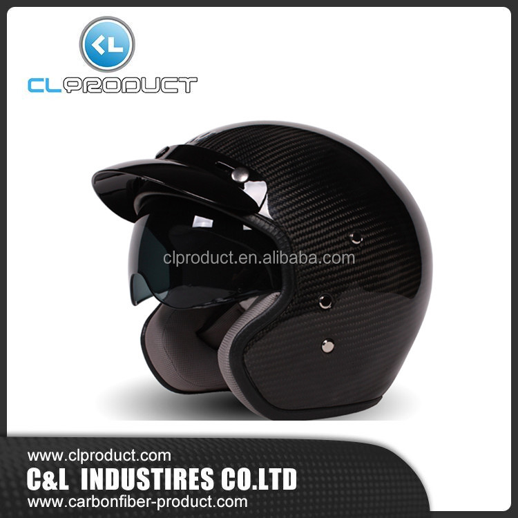 best selling top quality carbon fiber motorcycle helmets