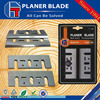 Planer Blade and Knife China Carbide Tools