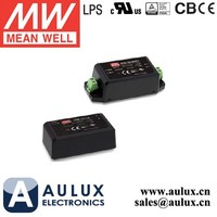 Meanwell IRM-30-15 30W 15V 2A Single Output Encapsulated Type 115v 400hz power supply