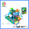 Simple design mini indoor playground for kids with non-toxic material