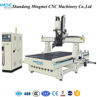 Chinese milling/drilling machine 4 axis wood cnc router atc 1325 cnc router