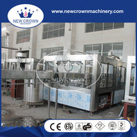 Most popular products plastic bottle milk filling and sealing machine