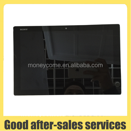 Good after-sales services tablet lcd screen in stock with good quality and touch for sony xperia tablet Z4