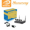 Outdoor Day&Night 720P Wifi Camera Nvr Kit wifi NVR kit