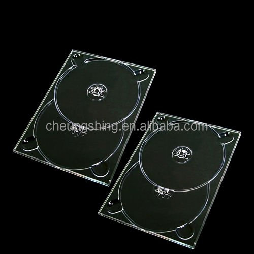 Best selling high quality PS CD DVD digi tray