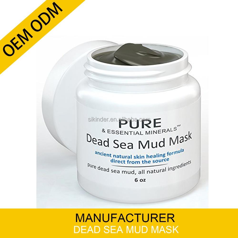 dead sea mud suppliers