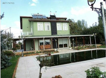 VILLA IN 2375 M2 LAND FOR SALE in BAYRAMOGLUNDA in Istanbul