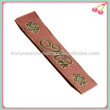 Polyester clothing woven sewing labels for clothes