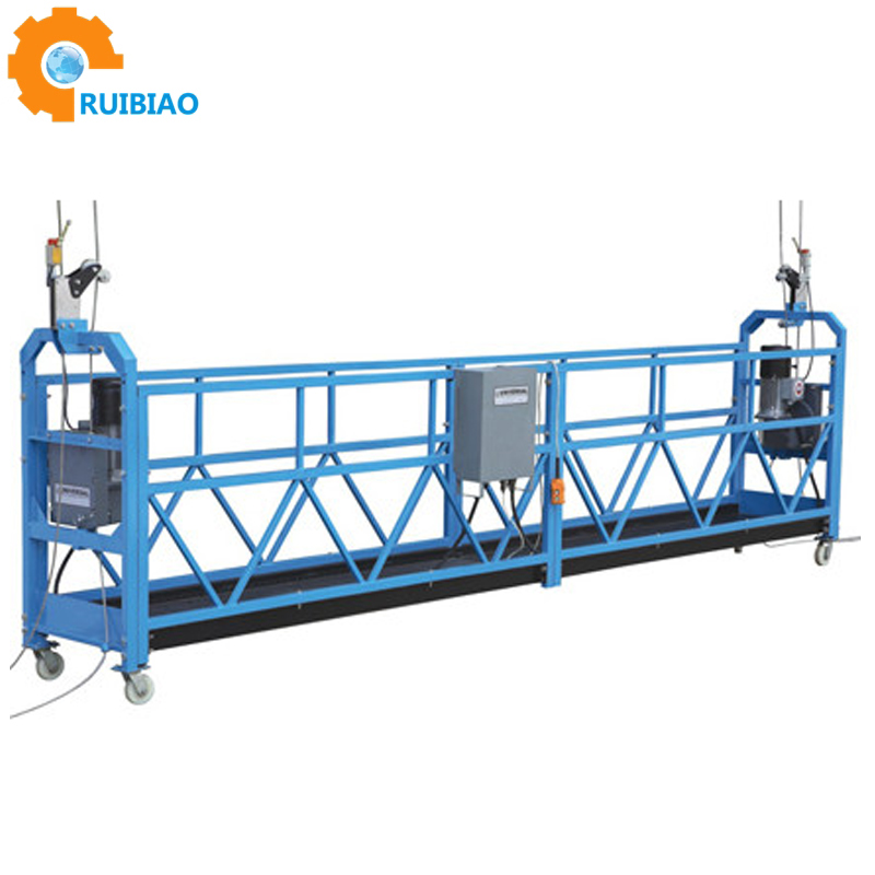 Window Cleaning Suspended Access lifting Platform/Cradle/Gondola