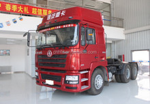 Low Price SHACMAN F3000 D'LONG 6X4 Tractor Head/ Tractor Truck