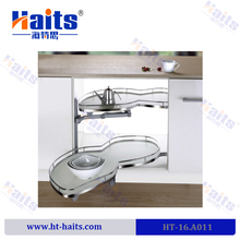 Hot sale High-end cabinet accessories furniture hardware swing tray